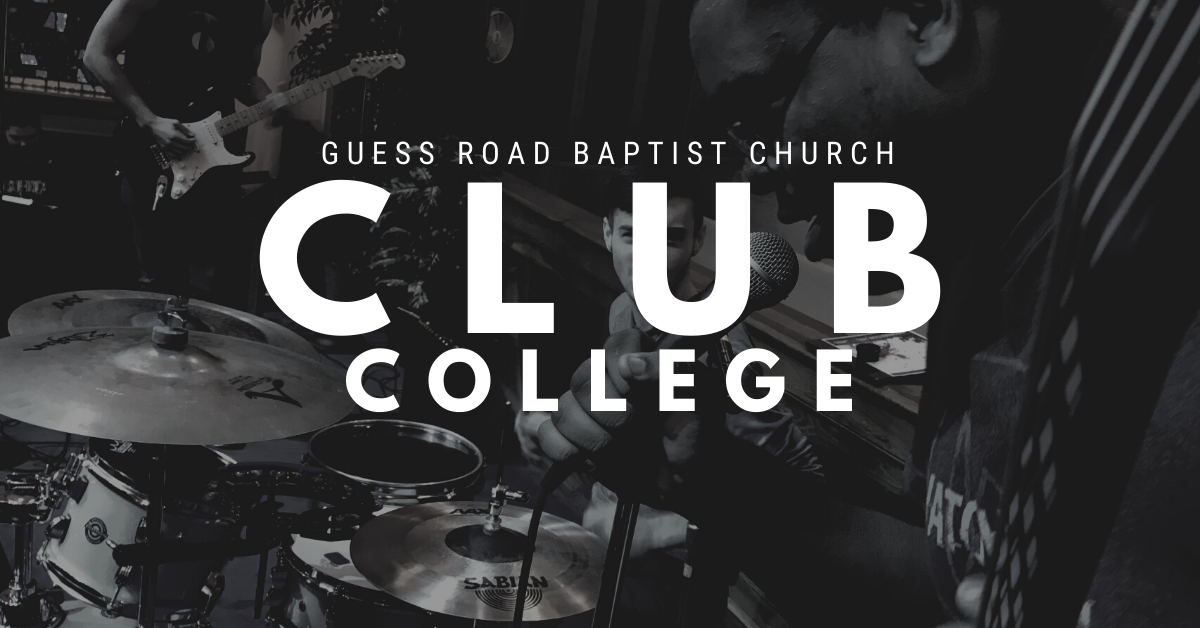 College & Young Adult Ministry